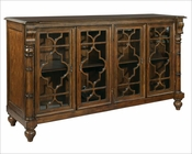 Entertainment Console Vintage European by Hekman HE-27446
