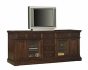 Entertainment Credenza in Walnut Burl Finish by Hekman HE-81642