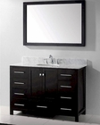 Espresso 48in Single Bathroom Set Caroline Avenue VU-GS-50048-WMRO-ES