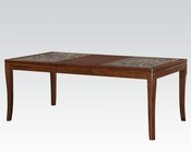 Espresso Dining Table Belinda by Acme Furniture AC71695