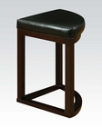 Espresso Finish Counter Height Stool Patia by Acme AC70362 (Set of 4)
