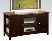 Espresso Finish TV Stand by Acme Furniture AC91002