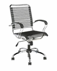 Euro Style Bungie J Arm Office Chair EU-02558