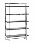 Euro Style Gilbert 5 Shelf Unit EU-27532