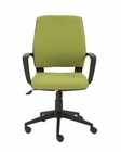 Euro Style Green Fabric Office Chair Obilia EU-04422GRN