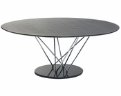 Euro Style Stacy Oval Dining Table EU-27042