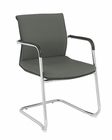 Euro Style Visitor Chair Baird EU-00699 (Set of 2)