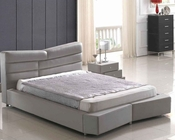 Elegant Bed in European Style 33B592
