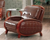 European Design Leather Chair 33SS204