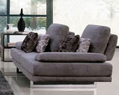 European Design Loveseat in Lilac Finish 33SS103