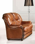 European Furniture Loveseat in Light Brown Finish 33SS43