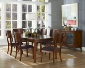 European Style Dining Set Perspective by Somerton SO-152-64SET