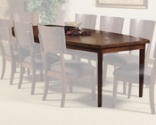 European Style Dining Table Perspective by Somerton SO-152-64