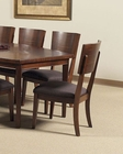 European Style Side Chair Perspective by Somerton SO-152-36 (Set of 2)