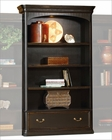Executive Bookcase Center Louis Phillippe by Hekman HE-79144