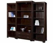 Executive Bookcase Wall by Hekman HE-79275-SET