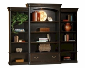 Executive Bookcase Wall Louis Phillippe by Hekman HE-79144