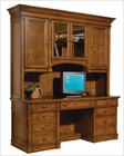 Executive Credenza w/ Hutch Urban by Hekman HE-79101-2