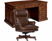 Executive Office Set European Legacy by Hekman HE-11140-SET