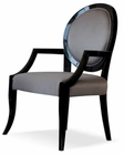 Fabric Arm Chair in Contemporary Style 44D307-CH