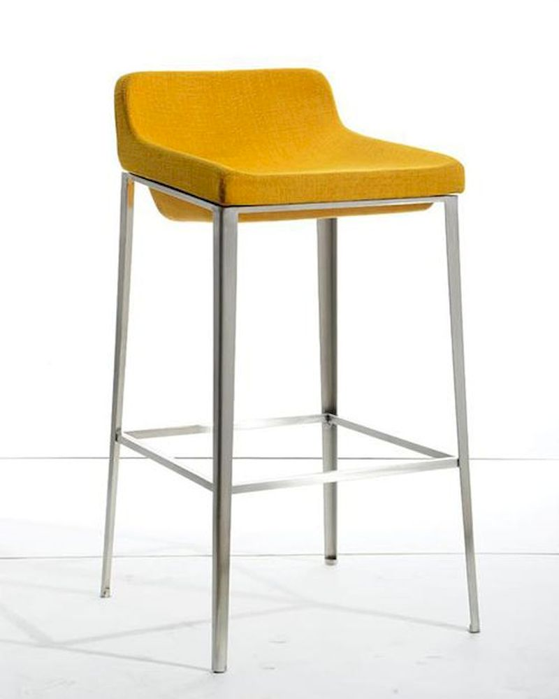 Fabric Bar Stool in Modern Style 44BR105 F : fabric bar stool in modern style 44br105 f 34 from www.homefurnituremart.com size 800 x 1000 jpeg 55kB