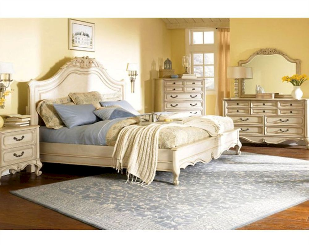 fairmont designs 4 pc bedroom set la salle fas711set