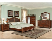 Fairmont Designs 4 PC Bedroom Set Melrose Park FAS735Set