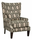 Fairmont Designs Accent Chair Monarch in Pebble FA-D3092-04