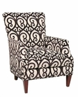 Fairmont Designs Accent Chair Scarlet FA-D3026-04