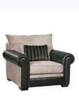Fairmont Designs Chair Dunhill in Black FA-D3510-01