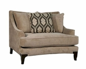 Fairmont Designs Chair Monarch in Pebble FA-D3685-01