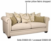 Fairmont Designs Loveseat Chardonnay FA-D3820-02