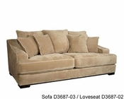 Fairmont Designs Loveseat Cooper FA-D3687-02