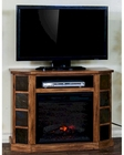 Fireplace Console Sedona by Sunny Designs SU-3514RO-42
