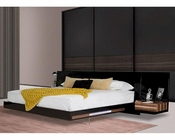 Floating Modern Bed w/ Lights 44B169BD