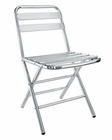 Folderia Indoor-Outdoor Aluminum Dining Chair by Modway MY-EEI747SLV