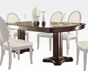 Formal Contemporary Dining Table Balint by Acme Furniture AC71260