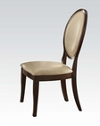 Formal Contemporary Side Chair Balint by Acme AC71262 (Set of 2)