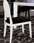 Franca White Side Chair 44DAA018W (Set of 2)