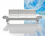 Full Leather Sofa Made in Italy 44L6013