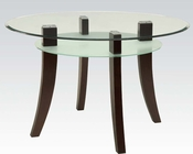 Glass Dining Table Jafar by Acme Furniture AC71530
