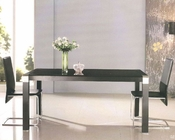 Glass Top Contemporary Dining Set OL-1