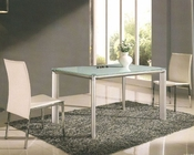 Glass Top Dining Set OL-3
