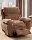 Glider Reclining Chair Reilly by Homelegance EL-9766CP-1