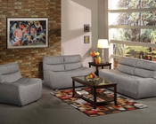 Gray Linen Sofa Kainda by Acme Furniture AC51720SET