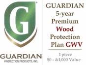 Guardian 5-year Wood Furniture Protection Plan EW-GWV