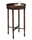 Hekman Accent Table w/ X-Stretcher Base HE-560140094