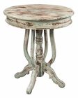 Hekman Antique Painted Finish Round Table HE-27263