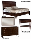 Hekman Bedroom Set Central Park HE-23164-SET