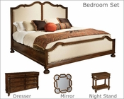 Hekman Bedroom Set Vintage European HE-23268-SET